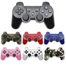 لسوني PS3 تحكم بلوتوث لوحة ألعاب لاسلكية لمحطة اللعب 3 عصا التحكم وحدة التحكم ل Dualshock 3 تحكم للكمبيوتر