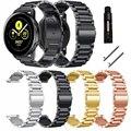 Ремешок 20 мм 22 для Samsung Gear S3 s2 sport Classic galaxy active, браслет для huami amazfit gtr bip huawei watch gt 2 42 46 мм