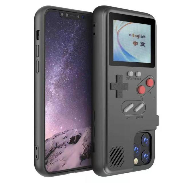 3D Retro Gameboy Case Cover