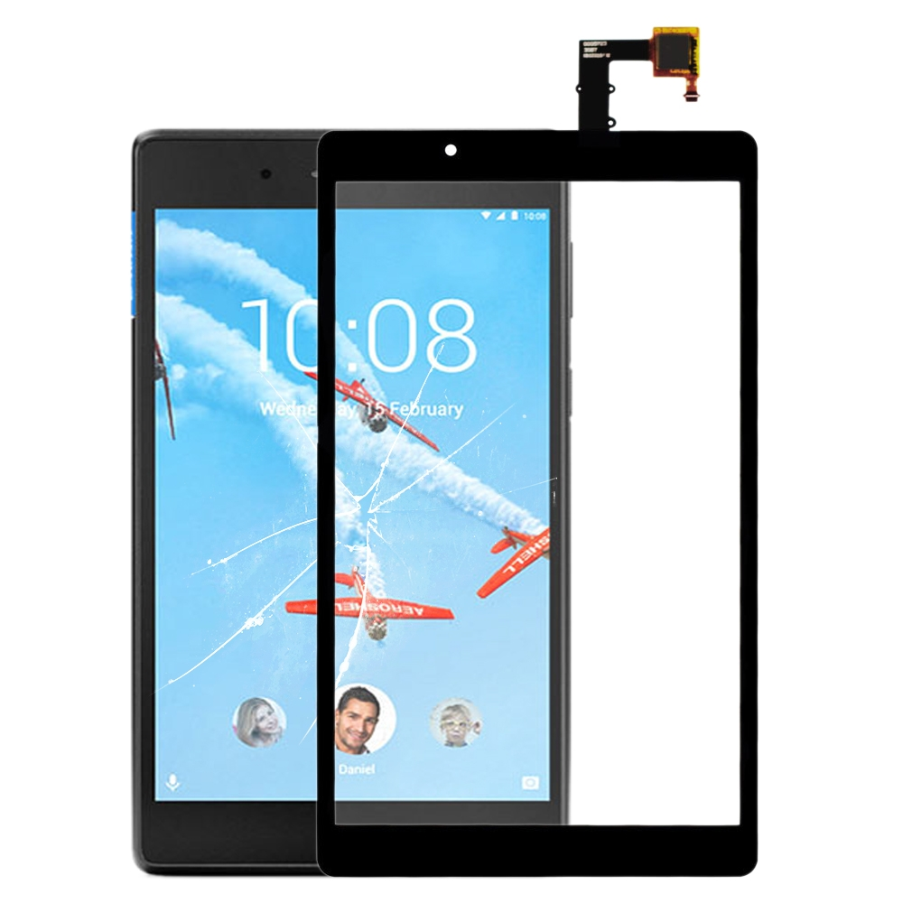 Replacement Touch Panel Digitizer for <font><b>Lenovo</b></font> Tab E8 8 inch <font><b>TB</b></font>-<font><b>8304F1</b></font> <font><b>TB</b></font>-8304F <font><b>TB</b></font>-8304 Touch Screen Black image