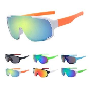 Mtb bicicleta de estrada óculos de sol proteção uv das mulheres dos homens ciclismo equitação corrida óculos para bicicletas eyewear 10 cores 1