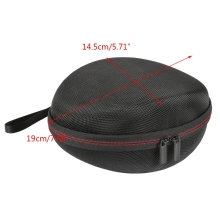 Shock-proof EVA Case Storage Bag Carrying Box for Anker-Soundcore Life Q20 Case image