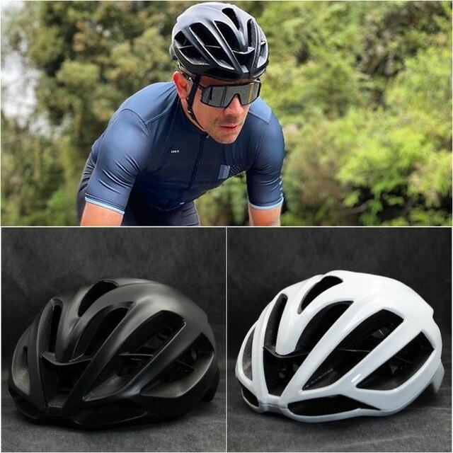2020 vermelho estrada ciclismo capacete da bicicleta de estrada mtb montanha capacete fosco cascos presente ciclismo óculos 1