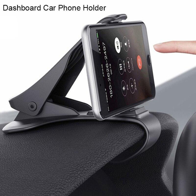 Universal Dashboard Car Phone Holder For Xiaomi Mi 9T Clip Folder 6.0