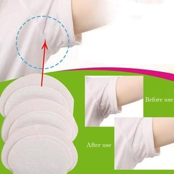 20 Pcs Armpits Sweat Pads Absorbing Deodorant Antiperspirant Underarm Gasket Sweat Absorbing Pads Disposable Anti Sweat Stickers 1