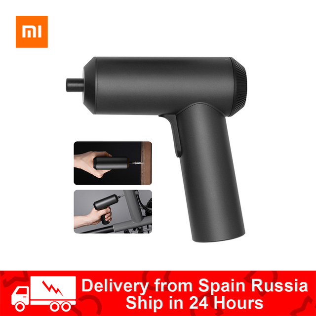 מקורי Xiaomi Mijia חשמלי מברג אלחוטי פטנט 2000mAh נטענת סוללה 5N.M מומנט 12PC S2 Bits PH H SL