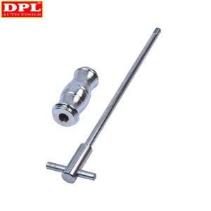 Image 3 - 9pc Blind Hole Kit Slide Hammer Pilot Internal Bearing Puller Bearing Extractor Removal Kit