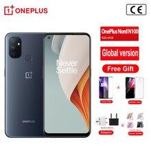 Küresel sürüm Oneplus Nord N100 4GB 64GB Smartphone 6.52