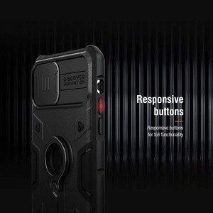 Image 5 - Pour iPhone 11 étui Nillkin CamShield armure couverture pour iPhone 11