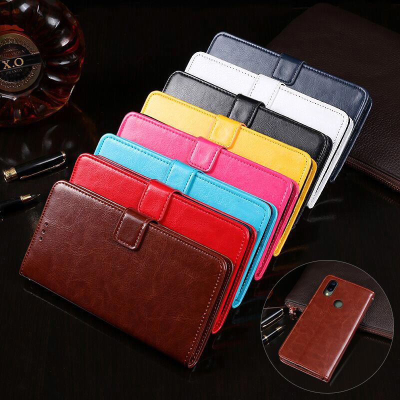 Flip Pu Leather Cases For <font><b>Oukitel</b></font> C17 <font><b>Pro</b></font> Case Stand <font><b>Cover</b></font> For <font><b>Oukitel</b></font> C8 C11 C12 C13 <font><b>C15</b></font> C16 <font><b>Pro</b></font> K8 K9 <font><b>Cover</b></font> Back Bumper image