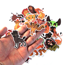CA47 40 Pcs/set The Lion King Mixed Toy Stickers for Car Styling Bike Motorcycle Phone Laptop Travel Luggage Cool Sticker Decals
