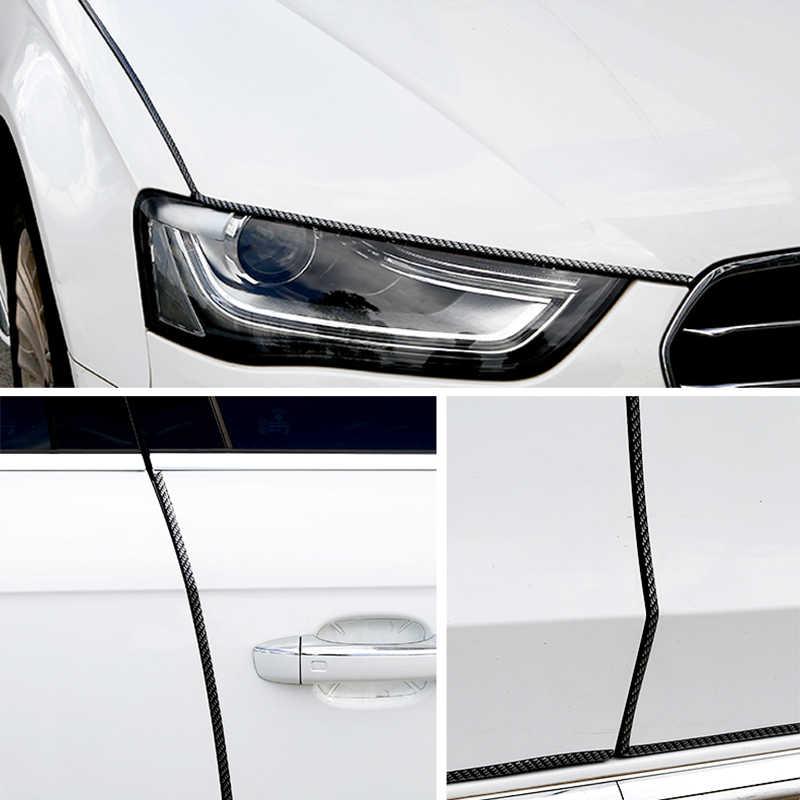 Автомобильный Стайлинг 1 метр ПВХ для автомобиля предотвращения столкновений