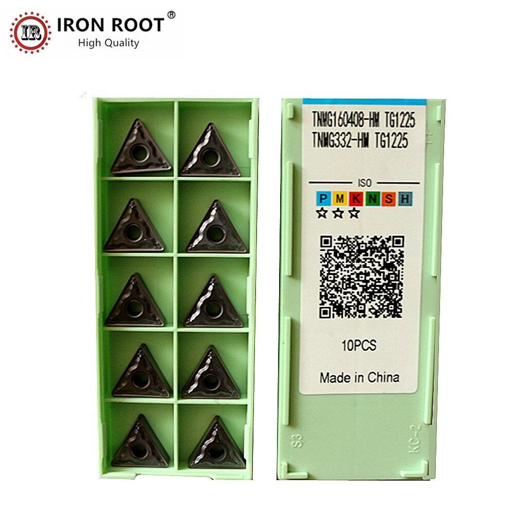 10P TNMG160404/08 MA HA MS HM TG1225 시리즈 금속 선반 절삭 공구 CNC 터닝 카바이드 인서트|터닝 툴|   - AliExpress