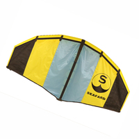 Deluxe Windsurfing Inflatable Kite for Surfing Kiteboarding Beach Water Sports