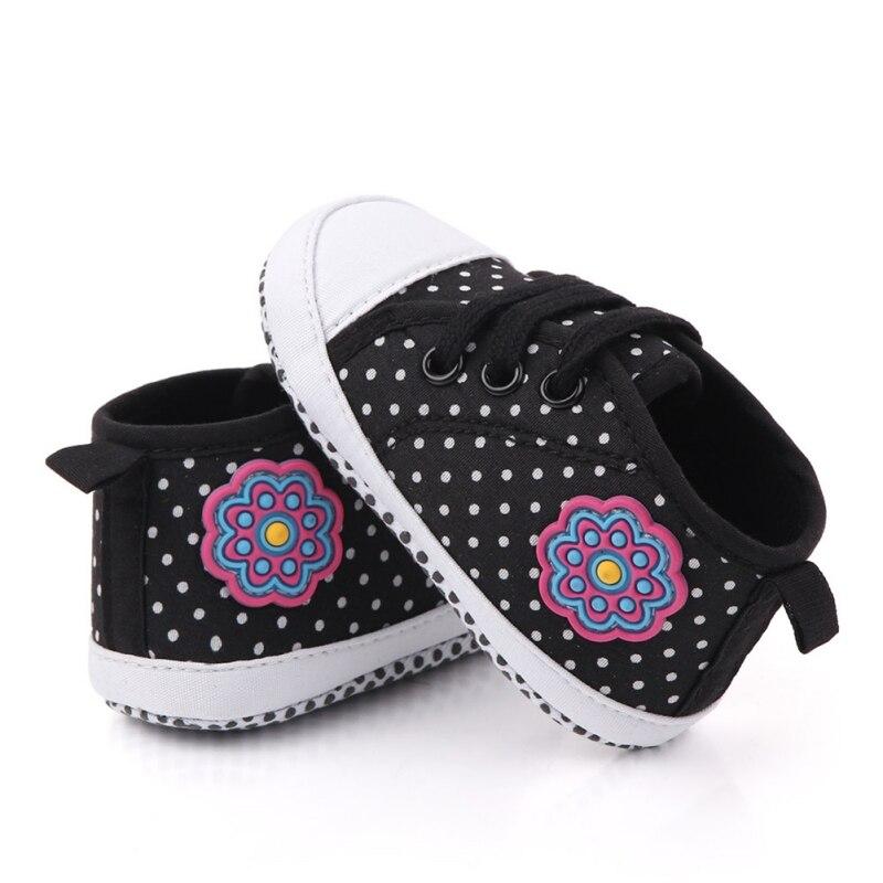 Newborn First Walker Infant Baby Boy Girl Prewalker Kid Soft Sole Shoes Sneaker Newborn Classic Shoes New