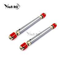 2pcs 1/10 Upgrade Universal Drive Shaft CVD 110-155mm for SCX10 CC01 D90 D110 90046 90047 RC Crawler Part Free Shipping yf500456
