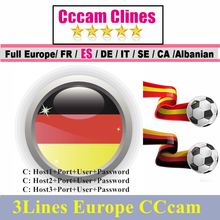 Cccam Europe Server For 3 Lines Europe ESPA A Spain Portugal France DVB-S2 Freesat V7,V7S HD,V8 Super,V8 NOVA Satellite receiver nieuwkoop europe кашпо raindrop 54х51 см 6rdpbe229 nieuwkoop europe
