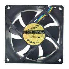Для adda 12v 065a Φ 8025 80x80x25 мм инвертор сервера осевой
