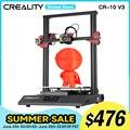 3D- принтер CREALITY 3D обновление CR-10S PRO V2 BL Сенсорное выравнивание с продолжением печати датчик накаливания