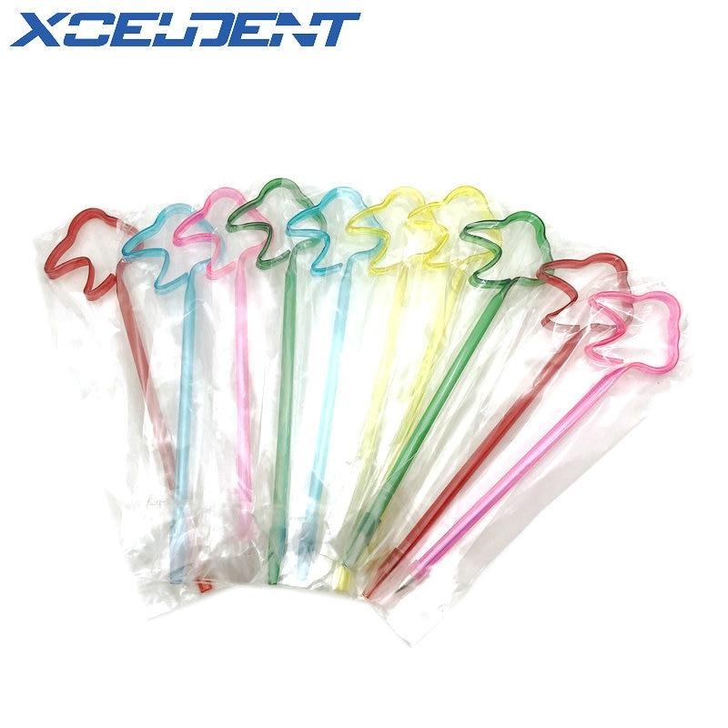10Pcs/set Lovely Dental Gift Ball-point Pen Dental Clinic Special Gift For Dentist Medical Lab Stationery Pen