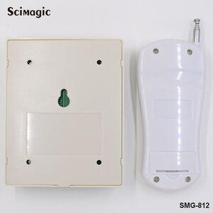 Image 5 - 433MHz Wireless Telecomandi e Controlli da remoto RF Trasmettitore 12 Bottoni Lavora con 433MHz Relè Ricevitore