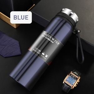 Image 2 - YIHAO 1000ML offre spéciale Double paroi Thermos bouteille en acier inoxydable vide en plein air grande capacité Portable voyage Thermoses flacons