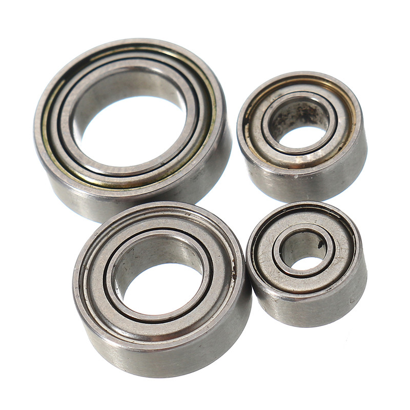 4pcs/set 20L Laboratory Dental Bearing 1Handpieces Bearings For STRONG Korea 204/90 Micromotor 35,000RPM Low Speed Motor Handle