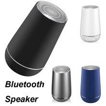 Портативный сабвуфер беспроводной Bluetooth динамик Настольный музыкальный 3D объемный громкоговоритель Громкая связь с микрофоном воспроизведение TF карты U диск AUX