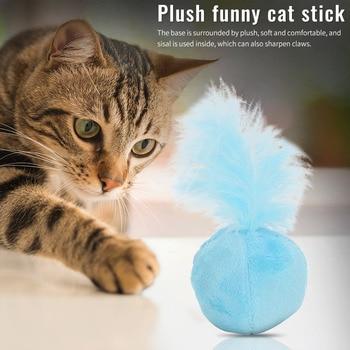 Cat Playing Toy Fleece Catnip 1