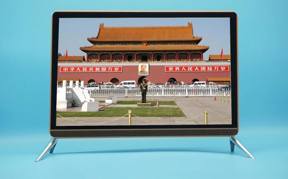 15'' 17'' 19'' 21.5'' 22'' 24'' 26'' 28'' Inch FHD Led Monitor Display Multi Language LED TV DVB T2 S2 Television TV