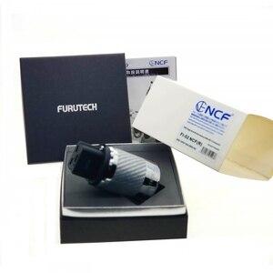 Image 4 - FURUTECH enchufe de entrada FI 52 NCF (R) de alta gama, 20A, rodio plateado, DIY, para adaptador de enchufe de Audio, matigur hifi
