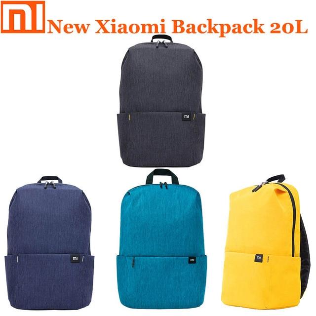 Miglio originale 20L zaino impermeabile colorato sacchetto della cassa sport unisex uomini e donne borsa da viaggio di campeggio piccolo di immagazzinaggio zaino