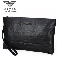 new portfel Business soft Clutch High quality Head layer cowhide men wallet JOSEPHAMANI brand genuine leather wallet