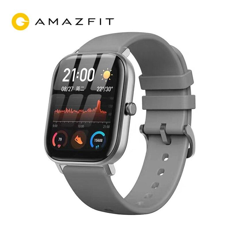 Global Versie Amazfit GTS Mannen Smart Horloge 1.65