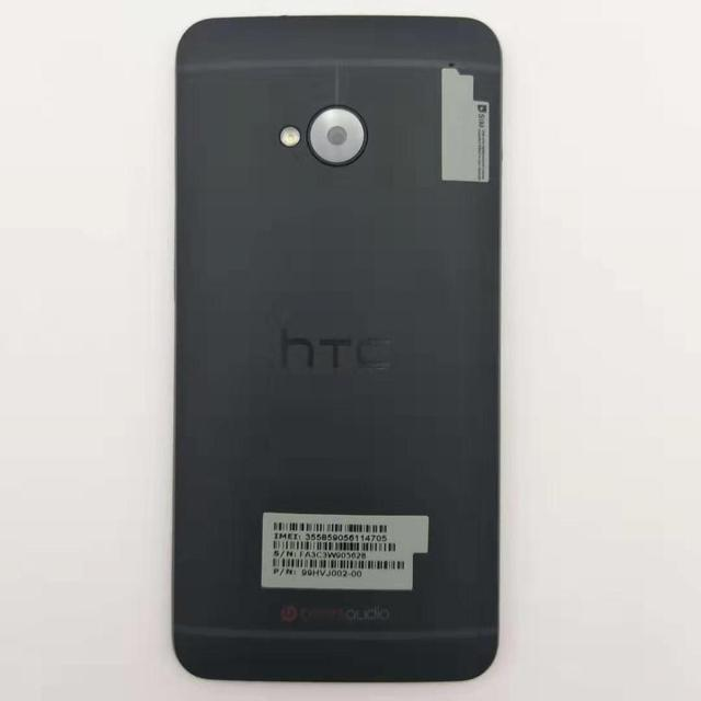 HTC One M7 Refurbished- Original Mobile Phone ONE M7 2GB RAM 16GB ROM Smartphone 4.7 inch Screen Android 5.0 Quad Core phone 6