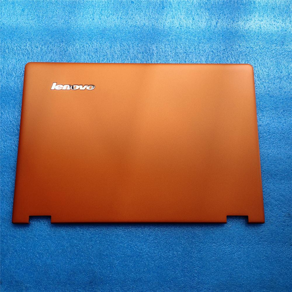 New Original for Lenovo Ideapad Yoga 11S Lcd Rear Back Cover Top Lid Case Shell Orange AM0SS000300 90202828