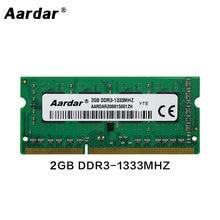 Mémoire de serveur d'ordinateur portable, modèle DDR3, capacité 2 go 4 go 8 go, fréquence d'horloge 1333/1600/1333/1600MHz, RAM, accès aléatoire