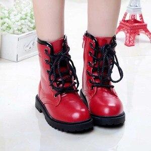 Zima 2019 duży modne buty dla dziewcząt dla dzieci chłopcy jazda konna, jeździectwo nastolatków dzieci buty 4 5 6 7 8 9 10 11 12 13 14 15 16 lat
