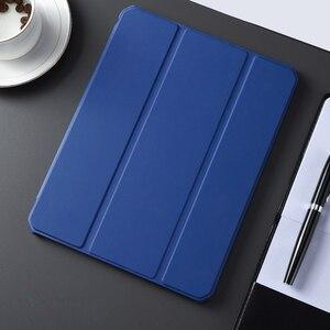 Image 5 - Xundd Flip כיסוי עבור iPad פרו 10.5 אוויר 3 נגד ירידה חכם קייס מגנטי עבור iPad פרו 11 חכם folio עם מחזיק עט עור