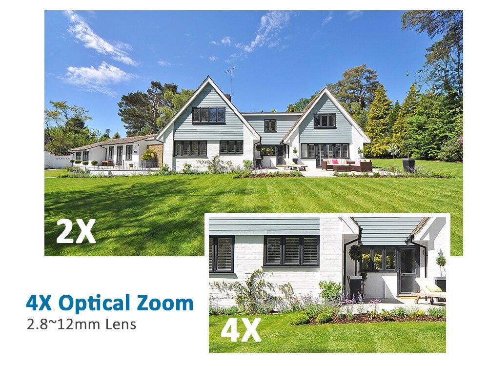 4X Zoom
