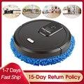 3 в 1 Беспроводной роботы-пылесосы Smart развертки робот-пылесос для мокрой и сухой уборки для дома увлажнитель воздуха для дома робот пылесос