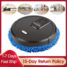 3 in 1 Wireless Robot Vacuum Cleaners Smart Sweep Wet and Dry Mopping for Home Humidifying Spray Household Robot Cleaner
