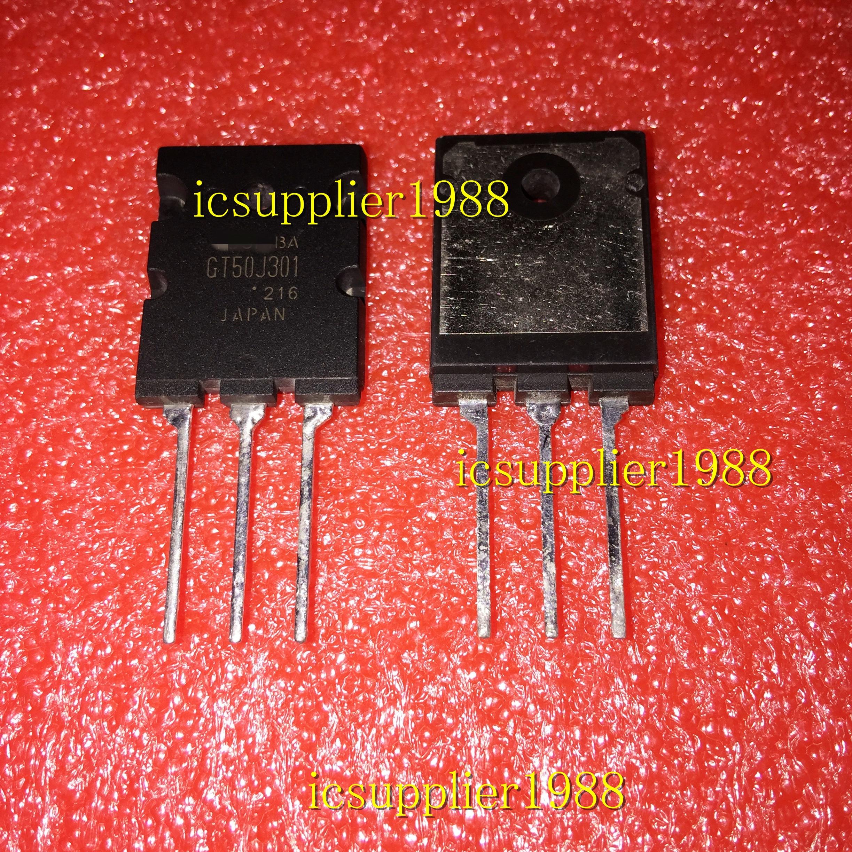 2pcs/lot GT50J301 TO3PL IGBT 50A 600V