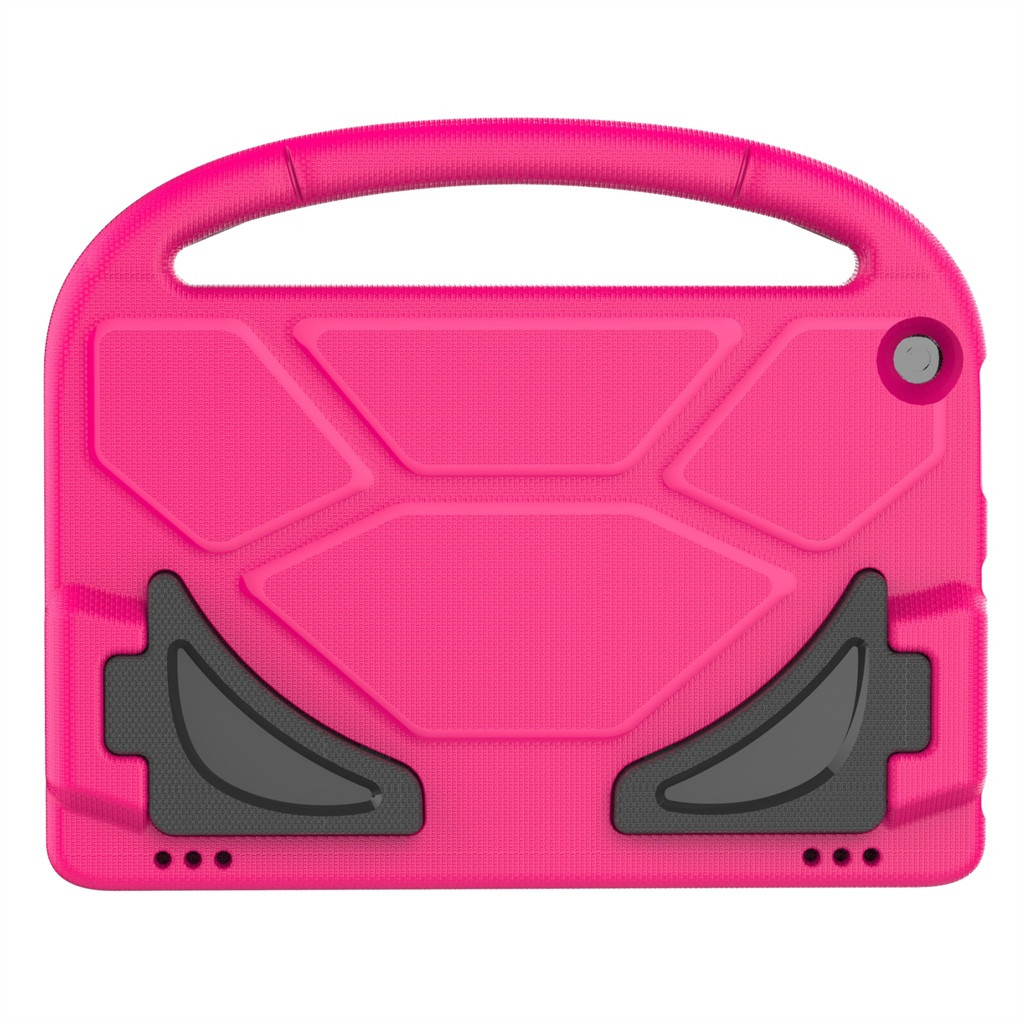 For Amazon Fire HD <font><b>10</b></font> <font><b>10</b></font>.1inch <font><b>2019</b></font> Tablet Protecter for kids Shell Safe EVA Foam Handle Stand Case <font><b>Cover</b></font> 1018#2 image
