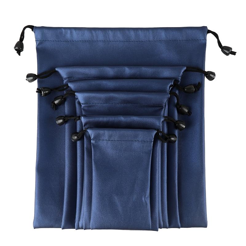 new-fashion-pu-leather-gift-bag-jewelry-pouch-drawstring-wedding-waterproof-organizer
