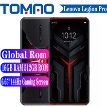 Lenovo Legion Pro 5G Snapdragon 128gb 5G/WCDMA/GSM/LTE Nfc Supercharge Octa Core Fingerprint Recognition