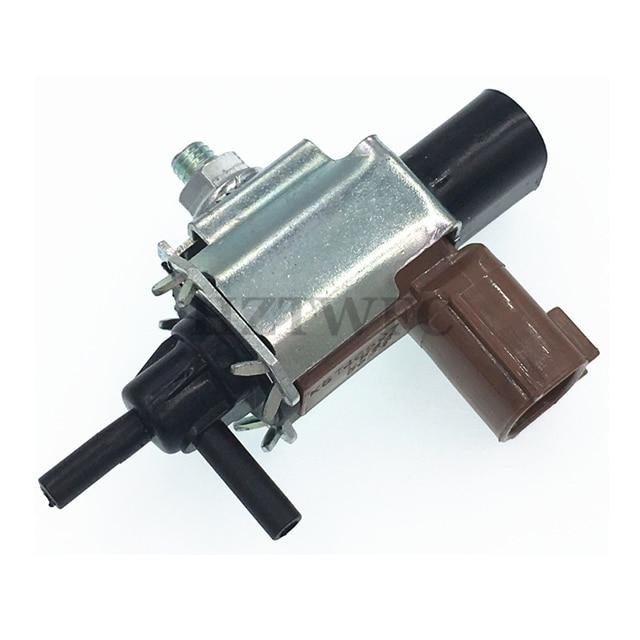 HZTWFC Black VSV EGR Vacuum Switch Purge Solenoid Valve K5T49090 K5T49091 Compatible for Mazda Protege 626 RX-8