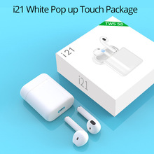 i16 i20 tws i21 Bluetooth earphone wireless headphone with Microphone i9s tws headset pk i7s i10 i12