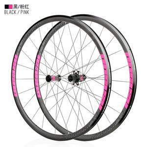 Image 5 - חדש KOOZER RS1500 כביש אופני 700C קדמי 2 אחורי 4 נושאות 72 טבעת 30MM רים 2:1 דיבר גלגלים ultralight 1500g שימוש RS330