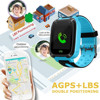 Kids Smart Watch with GPS, SIM Card Child SOS Call Locator Camera Screen for Android and IOS Phones users 3
